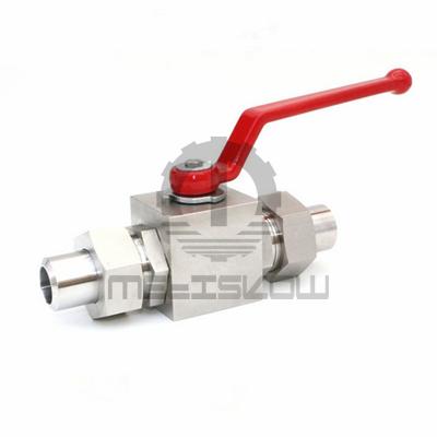 CNG加气站DN25高压焊接球阀 Φ32然气焊接高压球阀