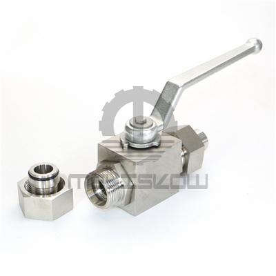 CNG然气焊接高压球阀 加气站用高压焊接球阀
