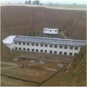 渭南冬雷抽黄灌溉工程管理局