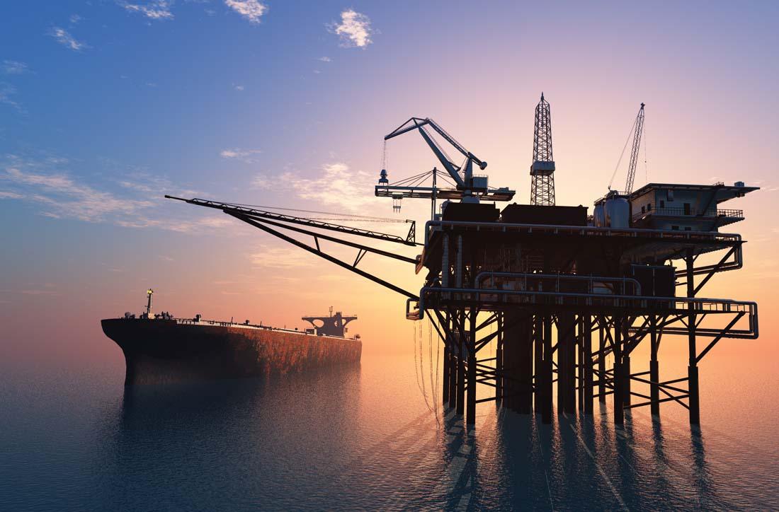 海上石油钻井平台