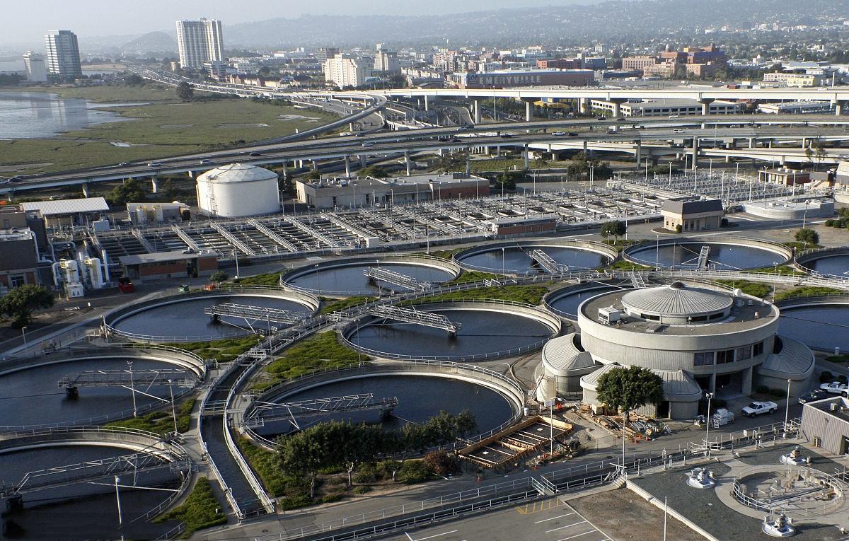 污水处理厂