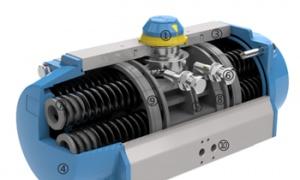 美国METISKOW单作用气缸工作原理MS系列
