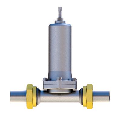 低温焊接调节阀,OYJ25低温降压调压阀