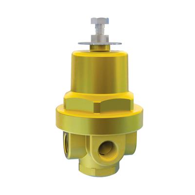 黄铜内螺纹调压阀,OYZ06B低温组合式调压阀
